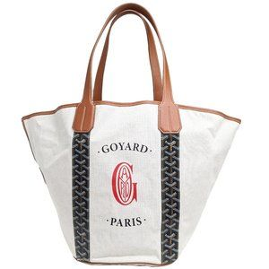 Goyard Belharra Reversible Tote Coated Canvas